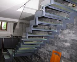 Olimpia Step Glass