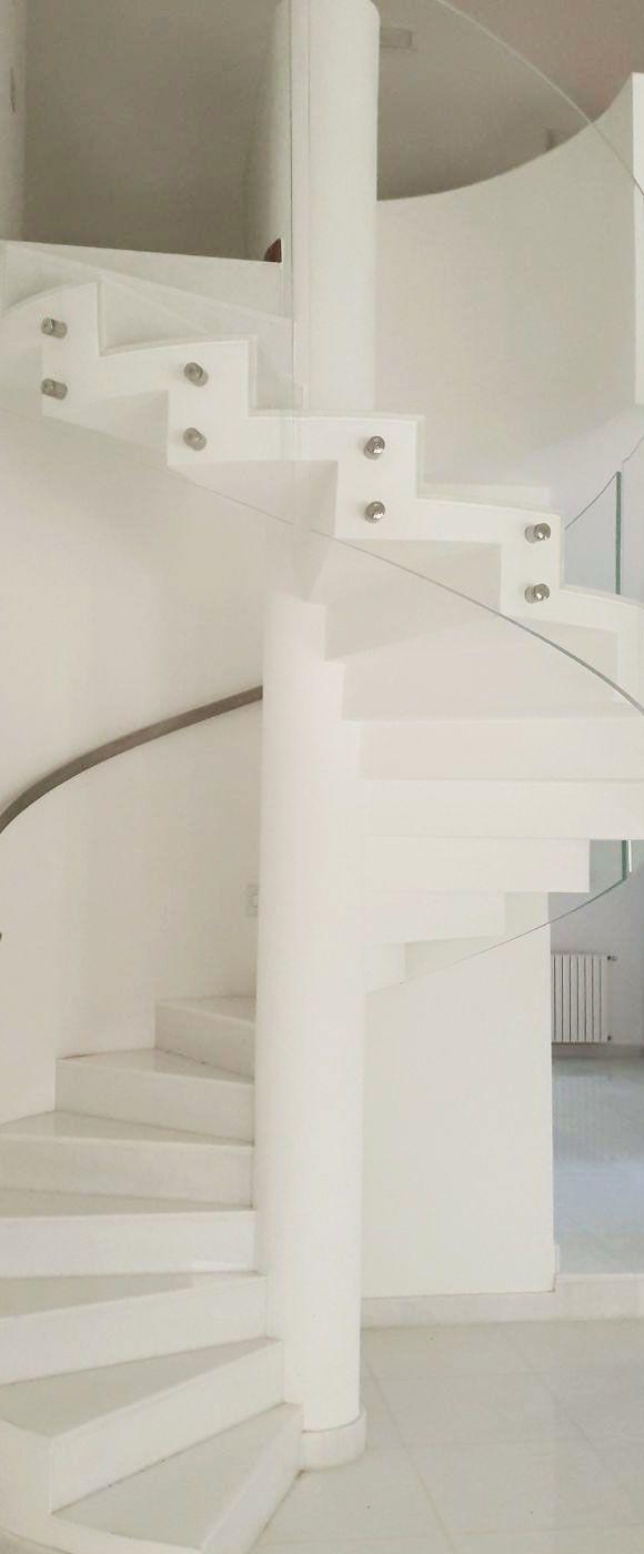 Dimensioni Scale A Chiocciola Quadrate scale a chiocciola - archiscale | realizzazione scale su misura